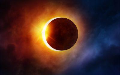 crazy eclipse manifesting story!